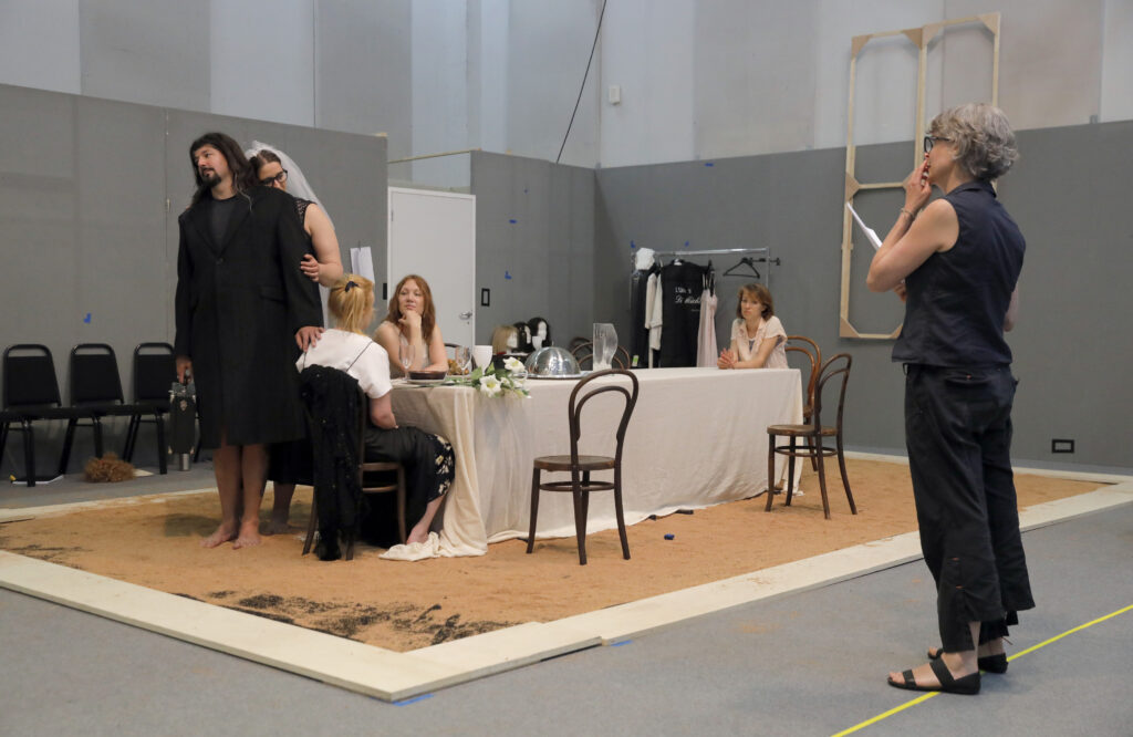 2019 Women Opera Makers workshop © Pascal Victor/ArtComPress @ We are Europe