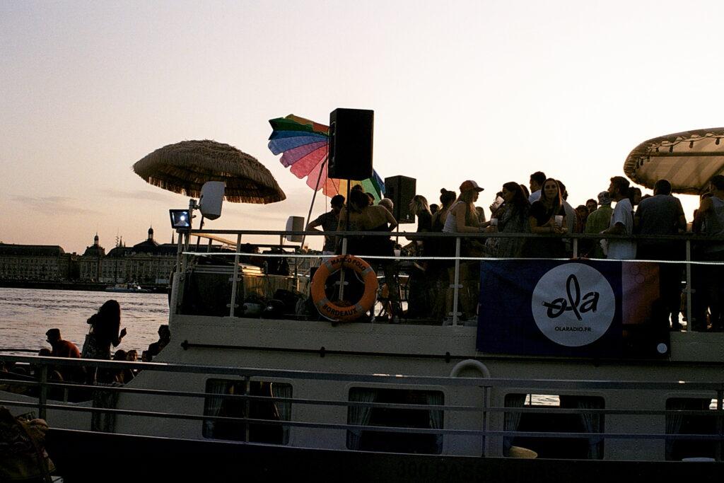 Ola Radio club event © We are Europe
