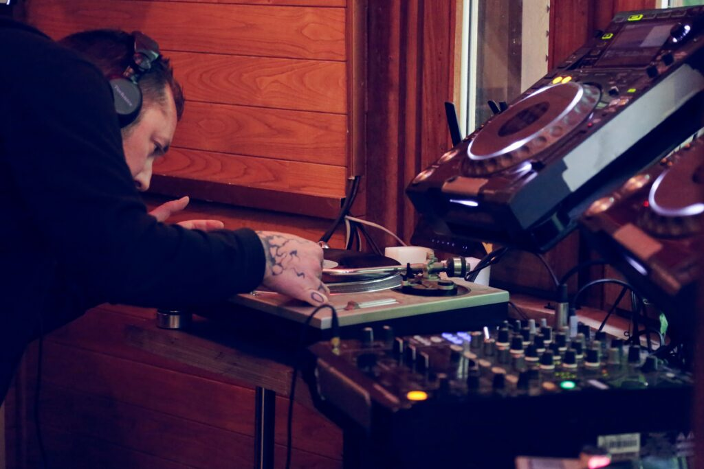 Kiosk Radio DJ Booth @ We are Europe