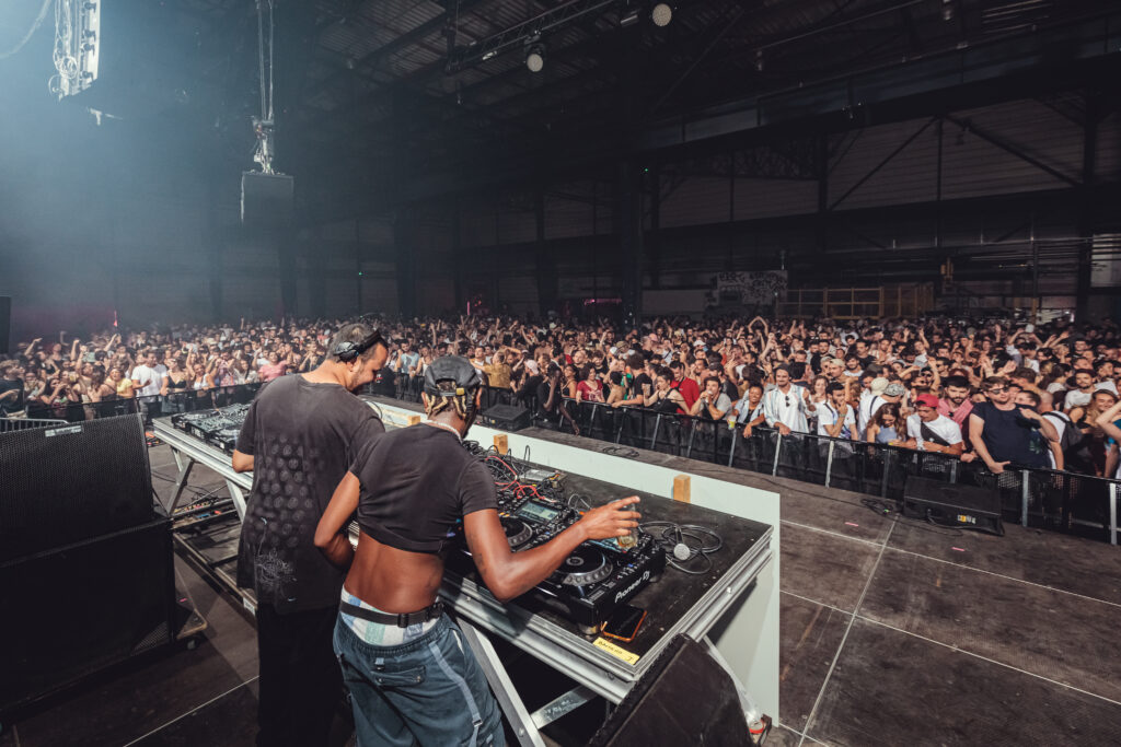 Greg & Bamao Yendé @ Nuits sonores