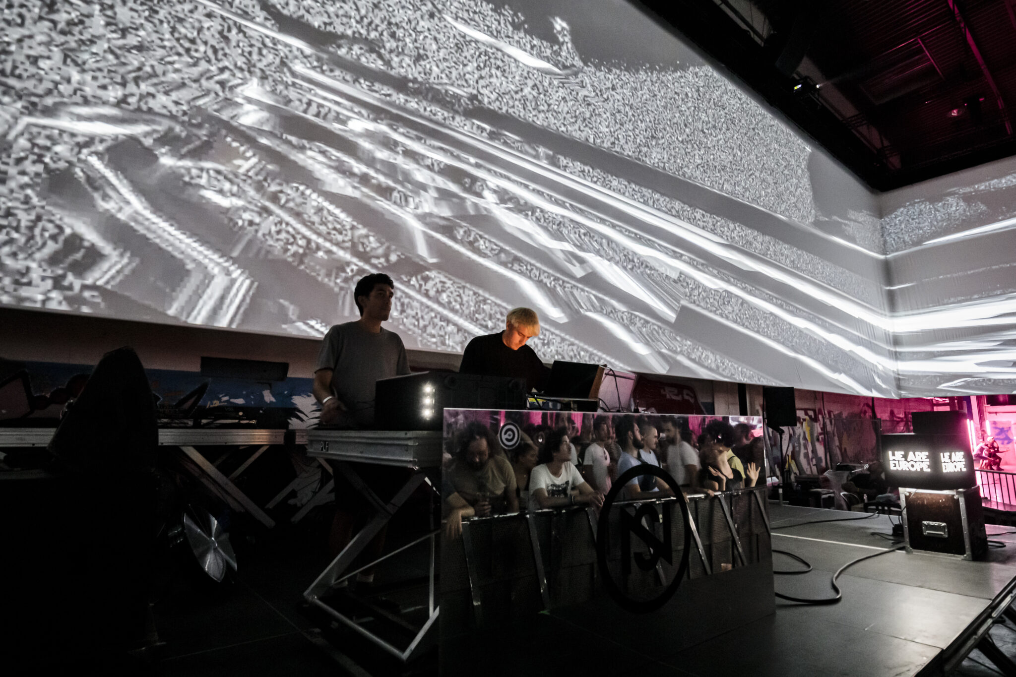 xliks - Nuits sonores @ We are Europe