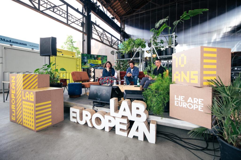 European Lab © We are Europe
